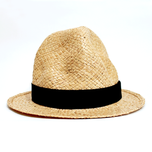 [curione] mountain raffia hat