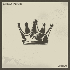 "G-FREAK FACTORY ""VINTAGE"" CD 初回限定盤DVD付き"