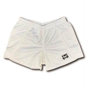 【YBC】Premium Game Shorts White