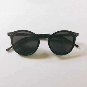 Eyewear♡ボストン01 マットブラック