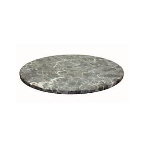 マーブル ダイニングテーブル ターンテーブル 600*