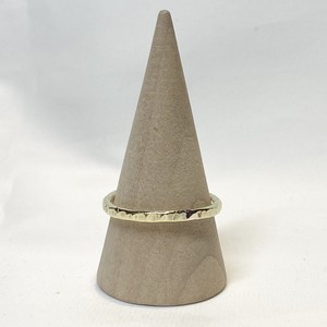 『マッチョ よこミゾ 』Brass(真鍮)製 2mm
