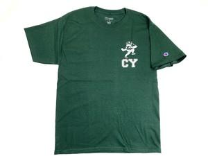 Hawk C T-shirts Green