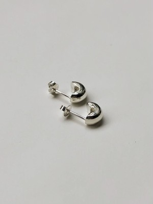 tiny skin pierce silver