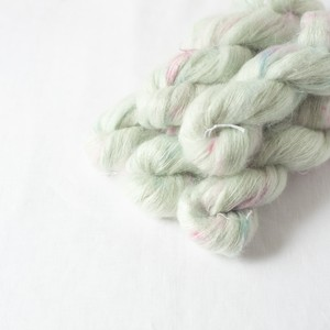 雪月花 (Kid mohair silk Lace NEW)