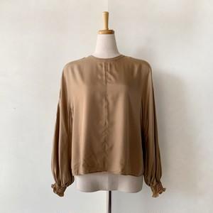 残り僅か!Double Standard Clothing×akko3839 ボリュームスリーブプルオーバー 0504-390-203