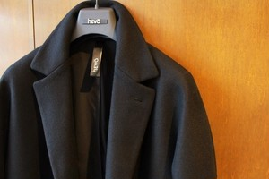 hevo Chesterfield Coat