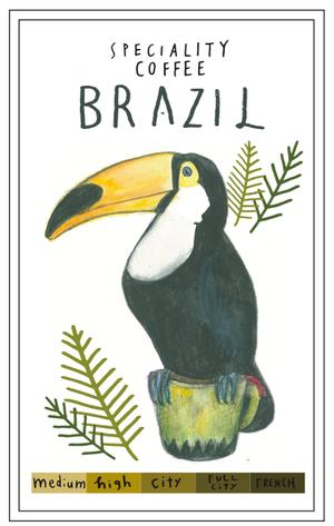 [ブラジル200g]グラウシオ・カストロさん