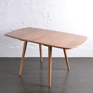 Ercol Rectangle Dropleaf Table / アーコール レクタングル ドロップリーフ テーブル / IZ1905-0004