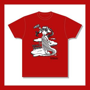【予約販売】2020年春ツアーTシャツ(恋汐りんご:XLのみ)