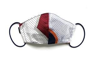 【デザイナーズマスク 吸水速乾COOLMAX使用 日本製】SPORTS MIX MASK CTMR 0911045