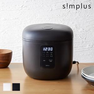 【TVで紹介】マイコン式 4合炊き炊飯器 SP-RCMC4