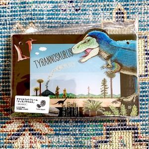 アクリルフォトフレーム「ティラノサウルス」