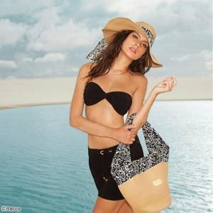 New beach Recco praia: PRETO スカート