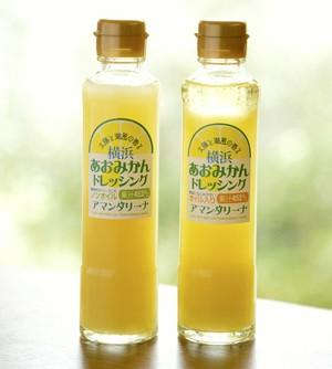 あおみかんドレッシング4本セット(コンパクト 包装・送料込み)