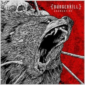 "BURGERKILL ""ADAMANTINE"" CD"