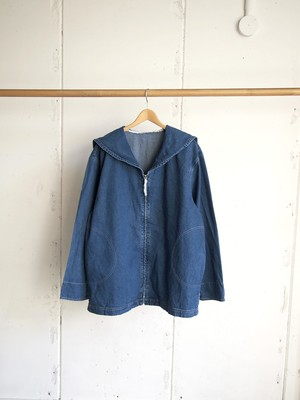 USED, Sailor denim blouson