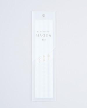 水と箔のアクセサリー HAQUA-ハクア- シルバー 302