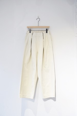 """RESTOCK""【ORDINARY FITS】BOTTLES PANTS/OF-P013"