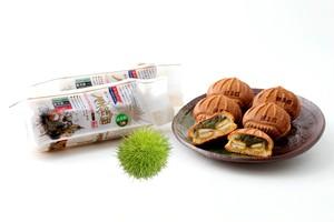 抹茶餡セット(5個入り×2パック/冷凍/化粧箱付)