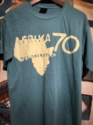 AFRICA70 Tシャツ メンズ