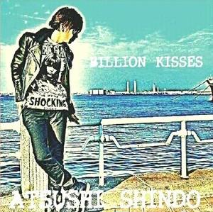 音楽CDR アルバム『BLLION KISSES』TypeB
