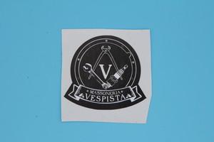 Massoneria Vespista ステッカー 【小】