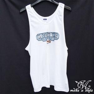 MLB ジャイアンツ タンクトップ ゲームシャツ L B系 ストリート系 ヒップホップ ギャング マフィア スケーター パンク ロック sk8 バイカー 西海岸 185
