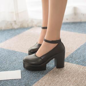 【シューズ】ファッションレディース通販無地ハイヒールパンプス23115944
