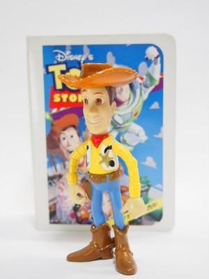 トイ・ストーリー【ウッディ】ディズニー マスターピースコレクション  マクドナルド ハッピーミールトイ 1997