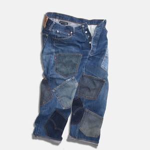 WCH Remake Pocket Collage Jeans