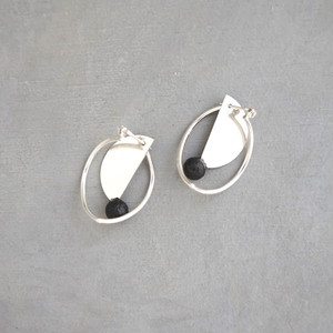pierced earrings MP-03/earrings ME-03<silver>