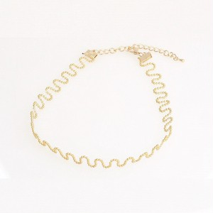 Gold Tatto choker