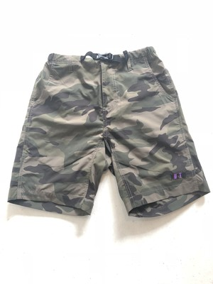 VEGETATION×NEWCURRENTWORKS  MOVING SHORT PANTS ARMY