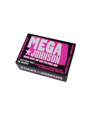 STICKY JOHNSON MEGAJOHNSON WARM/TROPICAL 85g