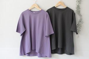 eka::「バックギャザーTシャツ」
