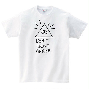 フリーメイソン プロビデンスの目 Tシャツ メンズ レディース 半袖 ゆったり かわいい トップス 白 30代 40代 ペアルック プレゼント 大きいサイズ 綿100% 160 S M L XL