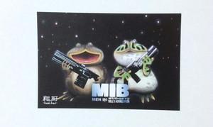 ポストカード(MIB)
