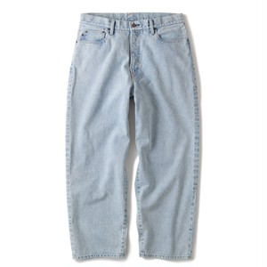 FTC / EMB DENIM -WASH-