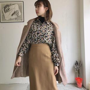 """Dry Goods"" vintage letter pattern shirt"