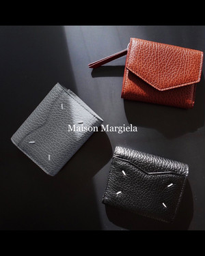 【通販対応】Maison Margiela / leather envelope wallet