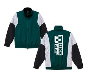 B Logo Jacket