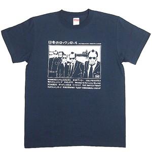 DR.フィールグッド・トリビュートアルバム Tシャツ  (スレート)