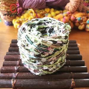 宇宙糸 引き揃え糸 プチファー ×フラッグ
