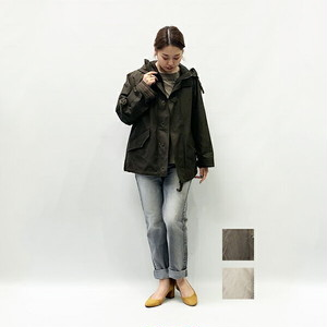 upper hights(アッパーハイツ) THE THE MILITARY PARKA 2020春物新作 [送料無料]