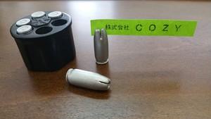 銃弾型ペーパースタンド+シリンダーセット