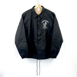 "DUST AND ROCKS × Yutaka Nojima Coach Jacket ""Dog Race"""