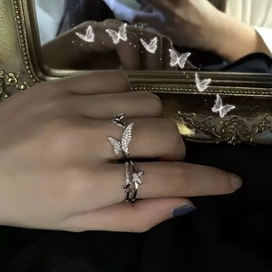 butterfly ring 2peace