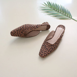 leopard slip-on