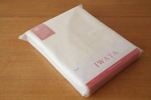 イワタ リネン+ラミーボックスシーツ シングルサイズ
